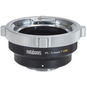 Metabones PL to X-mount adapter