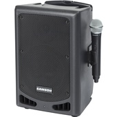 "Samson Expedition XP208w 8"" 2-Way 200W Portable Bluetooth PA System"