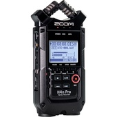 Zoom H4n Pro 4-Channel Handy Recorder (Black)