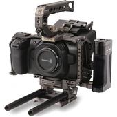 Tilta Tactical Assault Armor Camera Cage for BMPCC 4K/6K (Advanced Module, Tilta Grey)