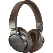 Behringer BH 470 Compact Studio Monitoring Headphones (Brown)