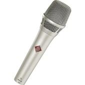 Neumann KMS 104 Cardioid Handheld Condenser Stage Microphone (Nickel)