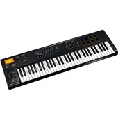 Behringer MOTOR 61 USB/MIDI Keyboard with Motorised Faders and Touch-Sensitive Pad