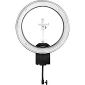 "Nanlite Halo 19 Daylight 19"" LED Ring Light with Cloth Diffuser"