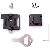 Tentacle Sync A06-CSM Sync E Bracket with Cold Shoe Mount