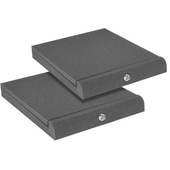 Adam Hall Stands PAD ECO 2 Studio Monitor ISO Pad (Pair)
