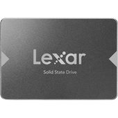 "Lexar NS100 256GB Rbna Internal SSD Value 2.5"" MS Sata"