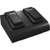 Bugera FSB102B Heavy-Duty 2-Button Footswitch for BXD and Veyron Bass Amps