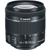 Canon EF-S 18-55mm f/4-5.6 IS STM Lens - Open Box special