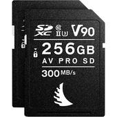Angelbird 256GB AV Pro Mk 2 UHS-II SDXC Memory Card (2-Pack)