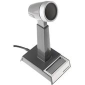 Shure 450 Series II Omnidirectional Desktop Paging Microphone