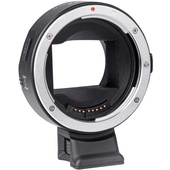 Viltrox EF-NEX IV Lens Mount Adapter for Canon EF-Mount Lens to Select Sony E-Mount Cameras