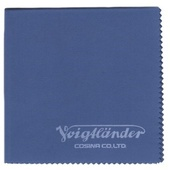 Voigtlander Lens Cleaning Cloth ( 20x20cm - Black )