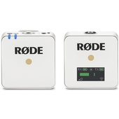 Rode Wireless GO Compact Microphone System (White)