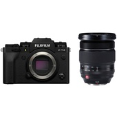 Fujifilm X-T4 Mirrorless Digital Camera with 16-55mm Lens (Black)