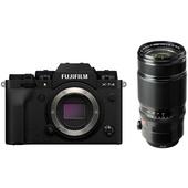 Fujifilm X-T4 Mirrorless Digital Camera with 50-140mm Lens (Black)