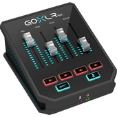 TC-Helicon GoXLR Mini Online Broadcast Mixer with USB Audio Interface