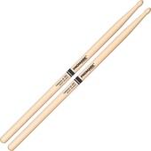 "Promark Hickory 5B .595"" Forward Teardrop Wood Tip Drumsticks"