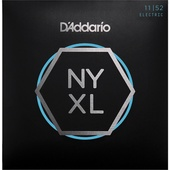 D'Addario NYXL1152 NYXL Nickel Wound Electric Guitar Strings (6-String Set, 11 - 52)