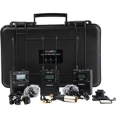Comica Audio CVM-WM300A Two-Person Wireless Omnidirectional Lavalier Microphone System