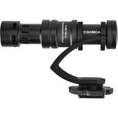 Comica Audio CVM-VM10 II Shock Mount Condenser Microphone (Black)