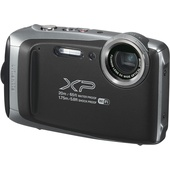FUJIFILM FinePix XP130 Tough Digital Camera (Dark Silver)