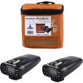 PocketWizard Plus IVe 2-Transceiver Kit