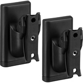 SANUS WSWMU2 Universal Speaker Wall Mounts (Pair)