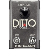TC-Helicon Ditto Microphone Looper - Open Box Special