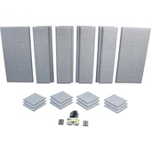 Primacoustic London 12 Room Kit (Grey)