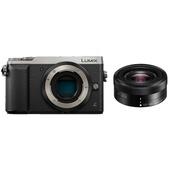 Panasonic Lumix DMC-GX85 Mirrorless Micro Four Thirds Digital Camera with 12-32mm (Silver)