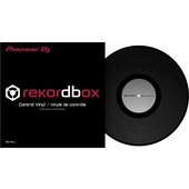 Pioneer DJ RB-VS1-K Control Vinyl for rekordbox dj (Black)