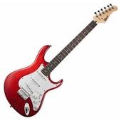 Cort G100 Electric Guitar (Open Pore Black Cherry)