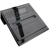 Decksaver Pro Cover for Allen & Heath QU 16 Digital Mixer