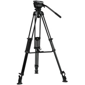 E-Image GA752S Aluminium Tripod with GH04 Head