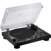 Audio-Technica Consumer AT-LP120XBT-USB Stereo Turntable with USB and Bluetooth (Black)