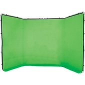 Lastolite Panoramic Background (13', Chroma Key Green)