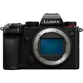 Panasonic Lumix S5 Mirrorless Digital Camera (Body Only)