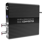 Kiloview CV180 Broadcast Grade SDI to HDMI/VGA/AV Video Converter