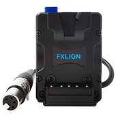 Fxlion NANO Plate for the Canon EOS C300 MKIII and C500 MKII