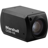 Marshall Electronics CV355-10X 2.1MP 3G/HD-SDI/HDMI Compact Camera With 10x Zoom