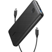 Anker PowerCore Essential 20000 PD Portable Charger (Black)