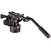 Manfrotto Nitrotech 612 Fluid Video Head With Continuous CBS - Open Box Special