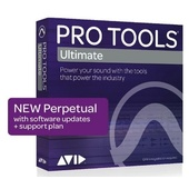 Avid Pro Tools Ultimate 1 Year Subscription License
