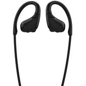 PROMATE Spirit High Performance Behind-the-Ear Sporty Wireless Bluetooth Earphones (Black)