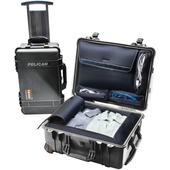 Pelican 1560 Laptop Overnight Case (Black)