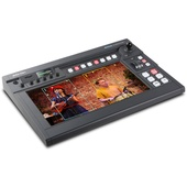 Datavideo KMU-200 4K Multicamera Touchscreen Switcher With Streaming And Recording