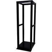 StarTech 36U 4 Post Open Frame Rack Cabinet