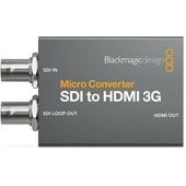 Blackmagic Micro Converter SDI to HDMI 3G with no Power Supply
