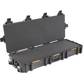 Pelican V730 Vault Tactical Rifle Wheeled Case (Black)